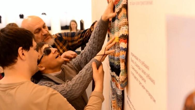 Слабозорі Житомира  зможуть долучитися до мистецтва