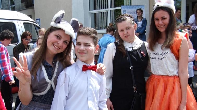 Фестиваль «Повір у себе, і в тебе повірять інші» відбувся в Житомирі