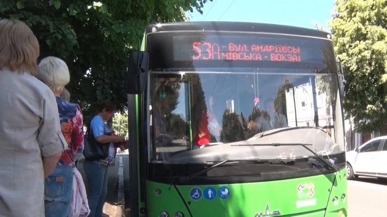Житомир закупить 23 нові автобуси