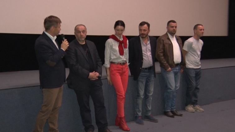 У Житомирі презентували фільм «Позивний «Бандерас»