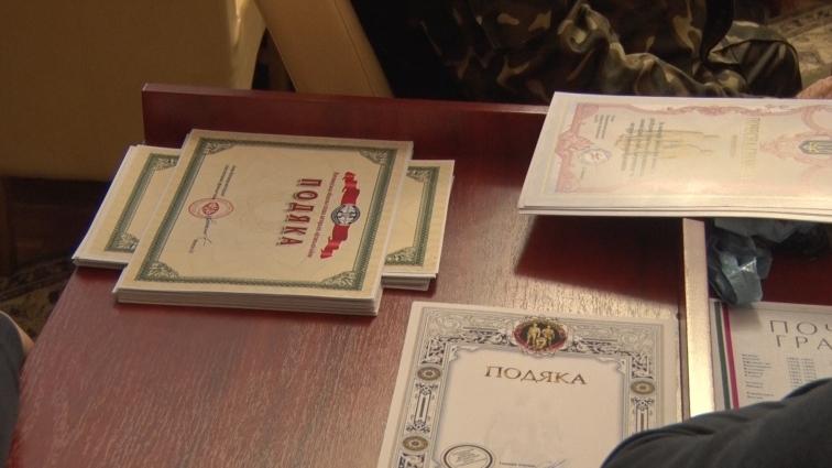 У Житомирі привітали воїнів-інтернаціоналістів із професійним святом