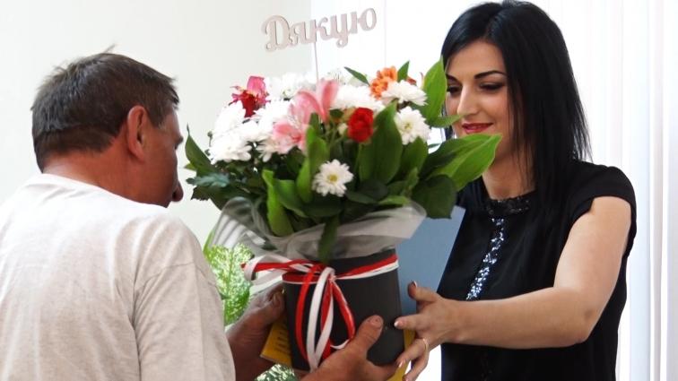 У Житомирі привітали дітей-сиріт та позбавлених батьківського піклування із закінченням школи