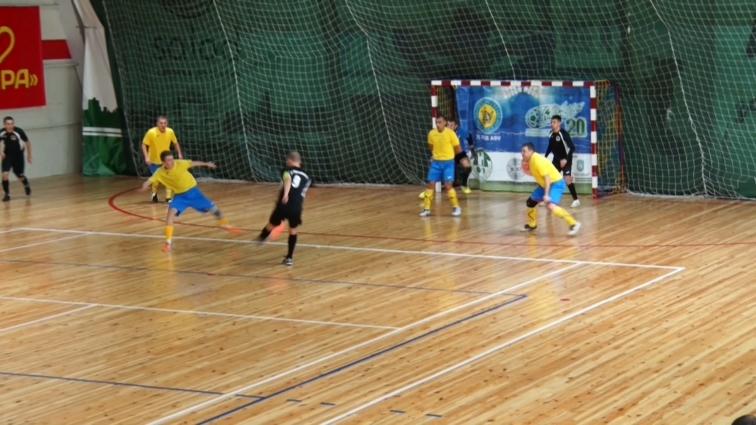 Футзальні команди Вищої ліги Чемпіонату Житомира пішли на зимову перерву