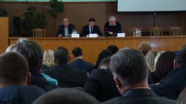 «Житомирський район розвивається, коли розвиваються громади,» – голова Житомирської РДА Сергій Микитюк