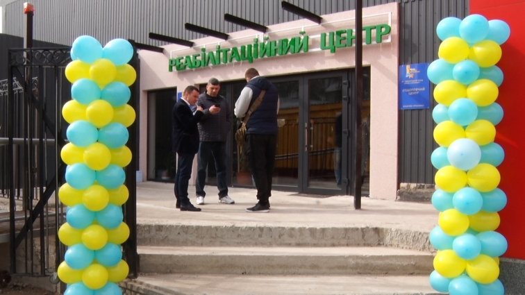 У Житомирі відкрили оновлений центр реабілітації фонду братів Кузьміних