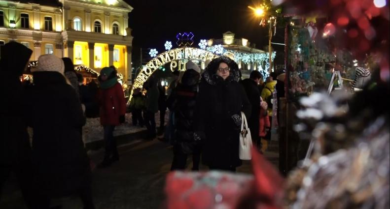 У Житомирі відкрили 5-й Різдвяний ярмарок