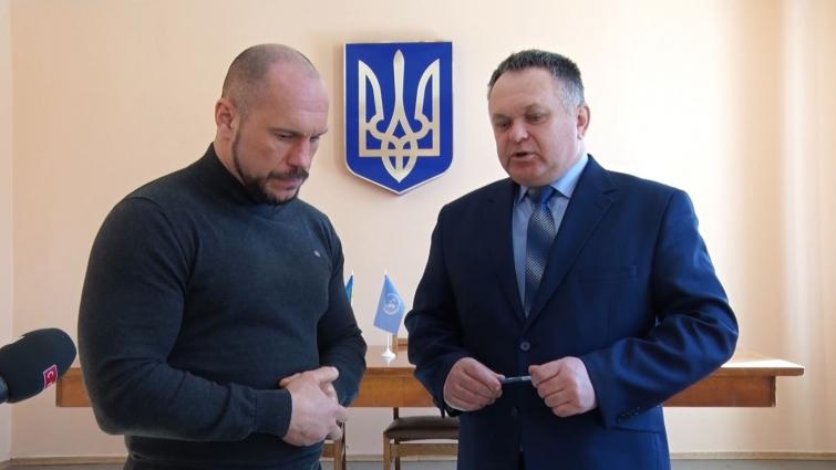 Ілля Кива відвідав Високівську ОТГ