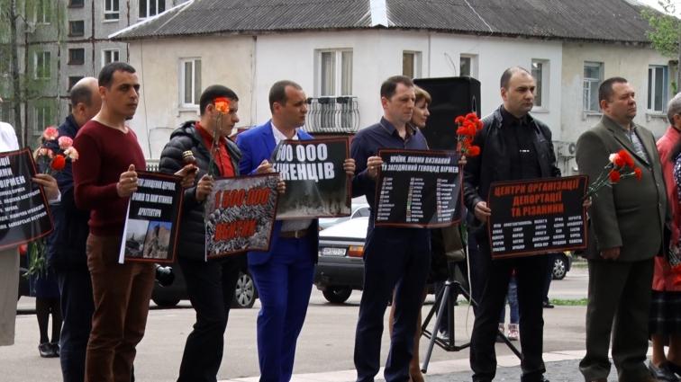 У Житомирі вшанували жертв геноциду вірмен