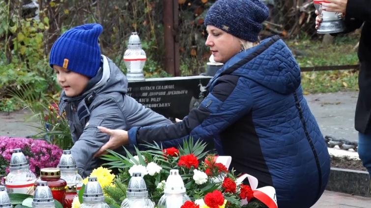 Житомиряни вшанували пам'ять жертв масового розстрілу 1937–1938 років