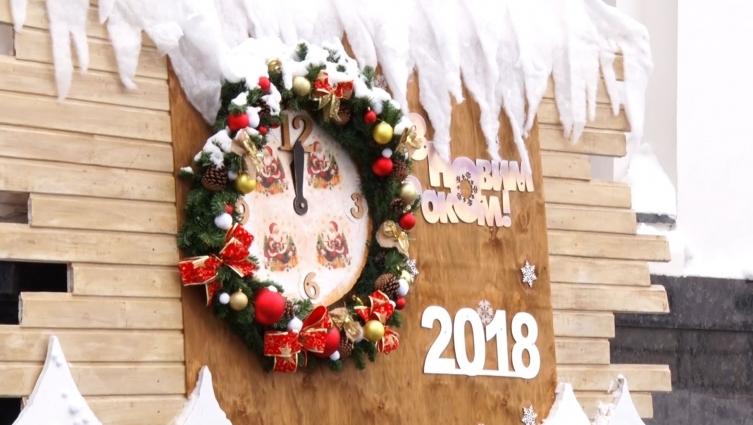 У Житомирі впродовж новорічних свят відбудеться низка заходів