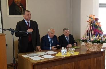 Відбулося засідання вченої ради інституту сільського господарства Полісся