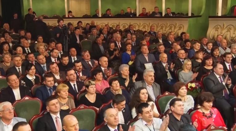 У Житомирі урочисто відзначили День місцевого самоврядування