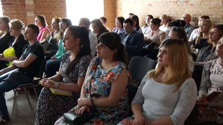 Семінар для медиків з Житомира та області провела фізіотерапевт з Австрії
