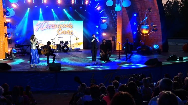 У Житомирі стартував фестиваль «Пісенний Спас»