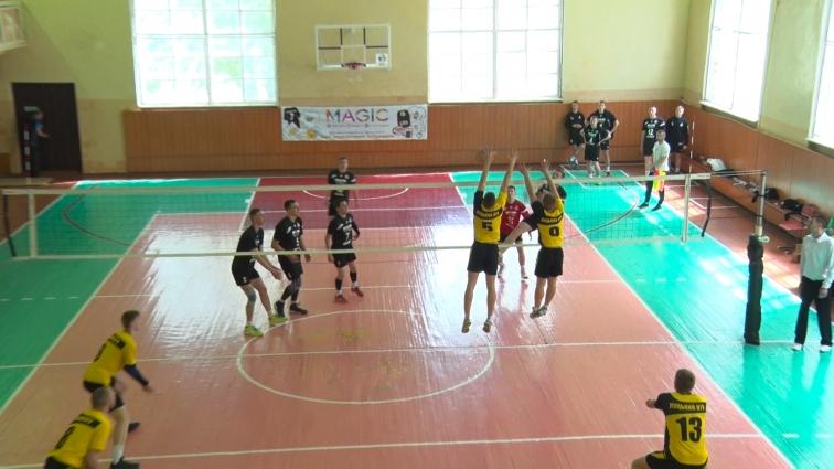 Житомир прийняв стартовий тур Чемпіонату України з волейболу серед студентів