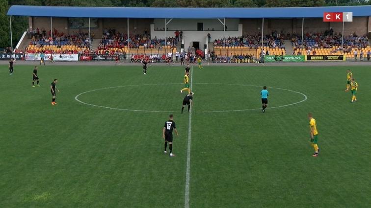 ФК «Полісся» вперше переміг у новому сезоні