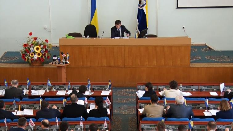 Огляд сесії міської ради у Житомирі