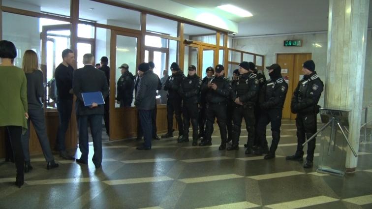Розхитати ситуацію під час сесії Житомирської облради «активістам» не вдалося