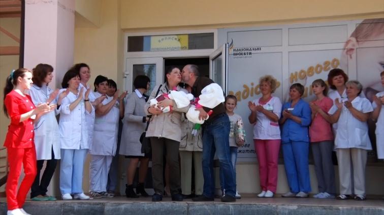 Мама Дмитра Ільницького загиблого в АТО народила трійню