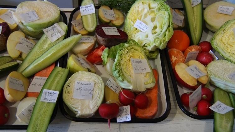 Лабораторія на Житньому ринку щоденно перевіряє овочі на вміст нітратів