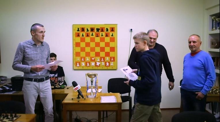 У Житомирській ДЮСШ №1 завершився триденний шаховий турнір