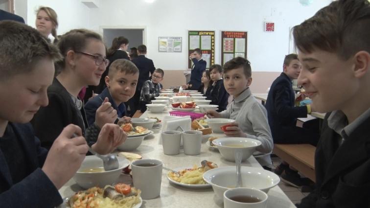 Щодругий учень ЗОШ №27 отримує гарячі обіди