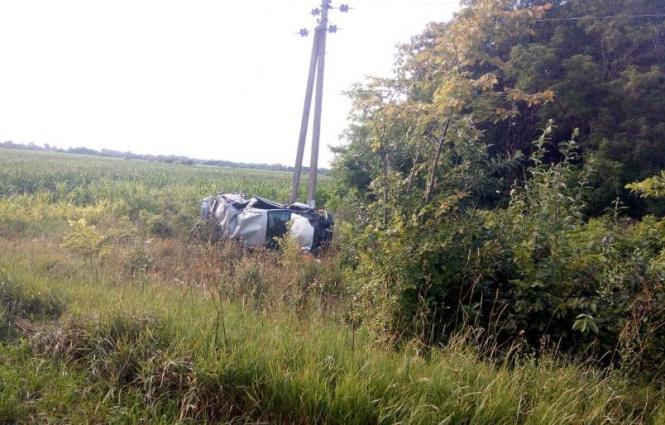 У Романівському районі в ДТП загинули два жителі Хмельниччини