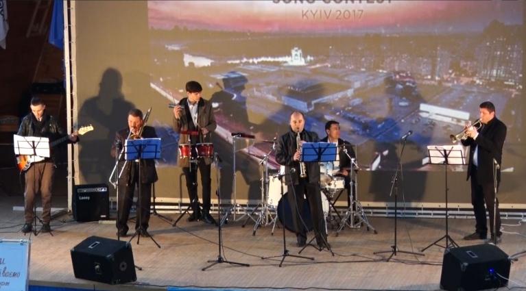 В Житомирі відбувся концерт «Джазотравень»