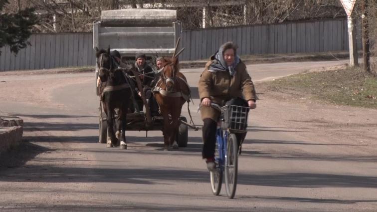 Левківські жителі скаржаться на шум, створюваний транспортом поблизу їхніх домівок