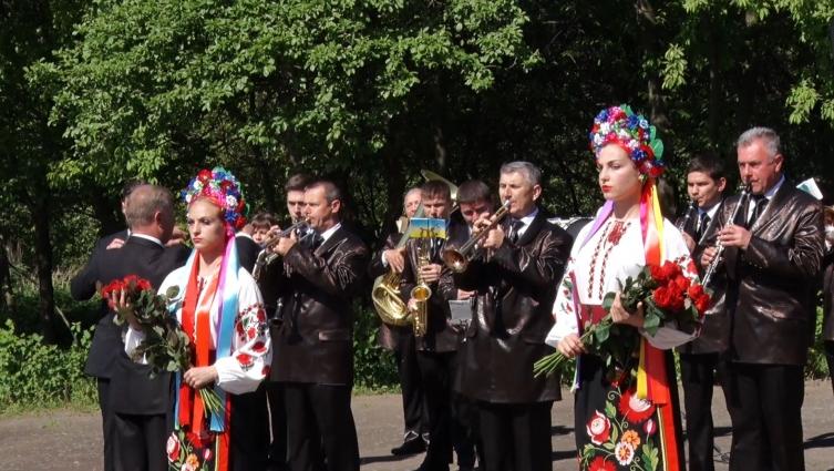 В Житомирі відбувся мітинг з нагоди 80-х роковин Великого терору 1937-1938 рр.