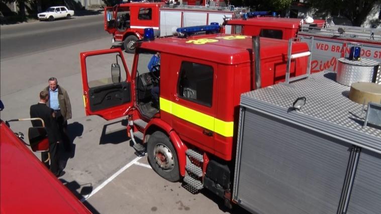 Рятувальники Житомирщини отримали гуманітарну допомогу від норвезьких благодійників