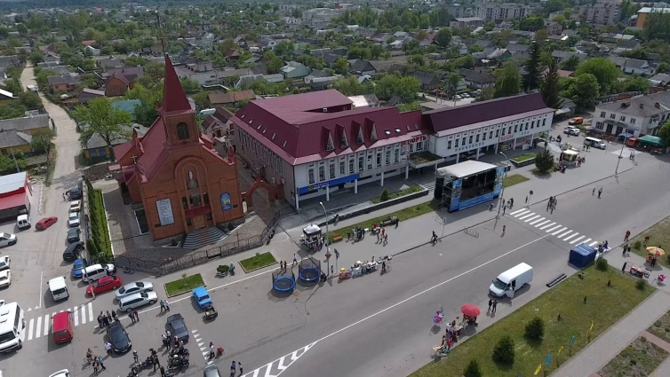 Олевськ відсвяткував 1305 років із дня заснування