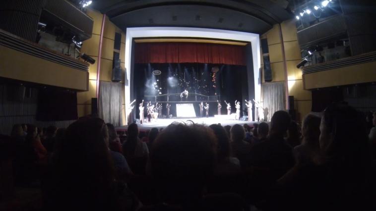 Виставою «Украдене щастя» у виконанні театру ім. І.Кочерги завершився фестиваль «ART- UKRAINE»