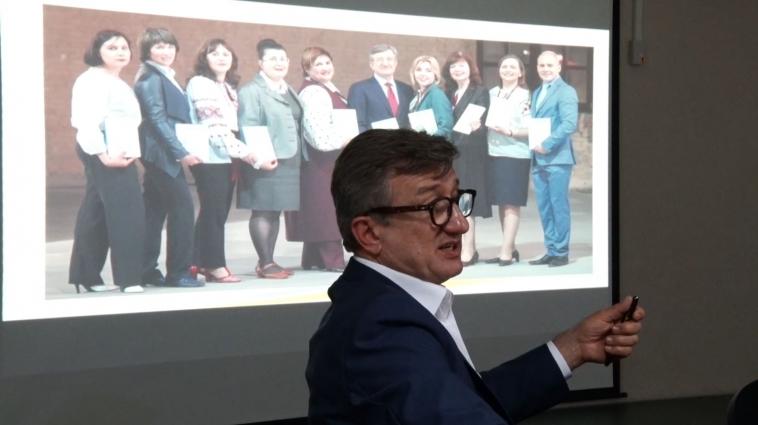 Лідер партії «ОСНОВА» Сергій Тарута завітав до Житомира