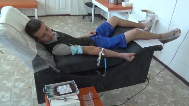 Житомирян закликають до безоплатного донорства крові