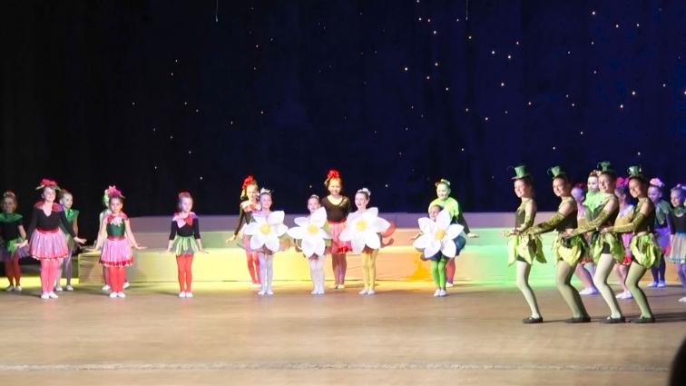 Театрально-хореографічна студія «Світлячок» відсвяткувала свій двадцятий день народження