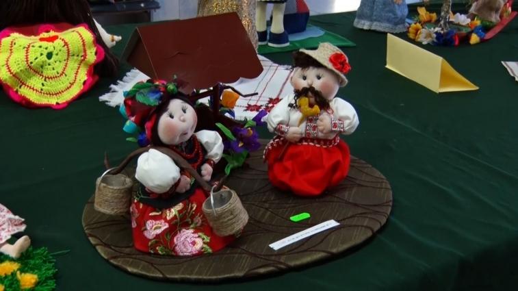 В Житомирі відбувся обласний етап конкурсу-виставки «Іграшковий дивосвіт»