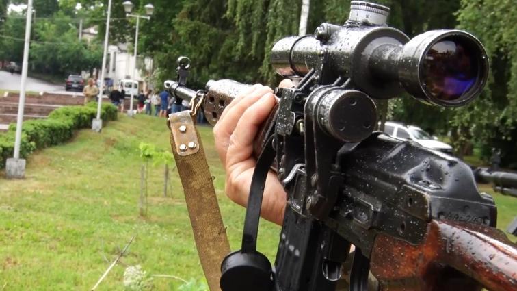 Житомирський прикордонний загін відзначив 16-й День народження