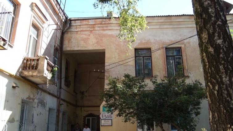У центрі Житомира руйнуються історичні будівлі