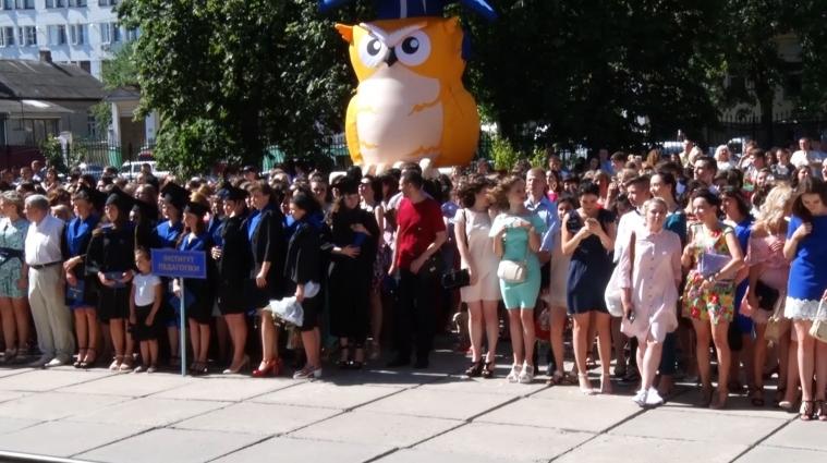 2676 випускників ЖДУ імені Івана Франка отримали дипломи про закінчення навчання