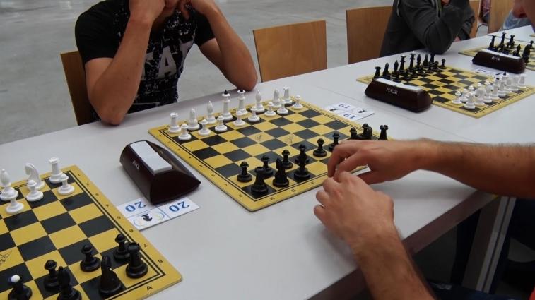 Турнір із шахів на Житомирському заводі «Кромберг енд Шуберт»