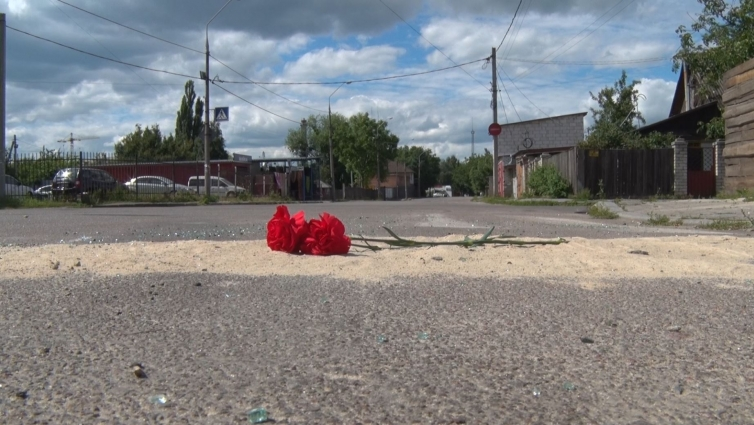 У Житомирі 4 липня на перехресті вулиць Івана Мазепи та Домбровського сталася ДТП
