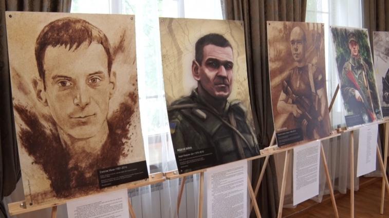 Фотовиставка «Якби не війна» презентована у Житомирі
