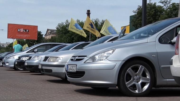 У Житомирі відбувся автопробіг за зниження митних ставок на автомобілі