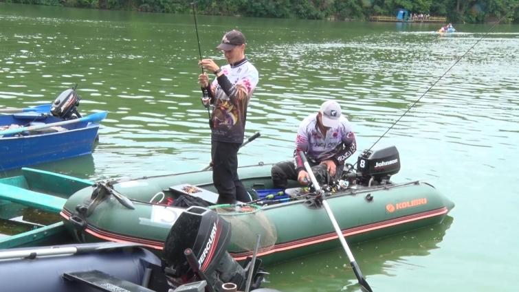 Фестиваль «Житомирський хижак-2017» відбувся з нагоди Дня рибалки
