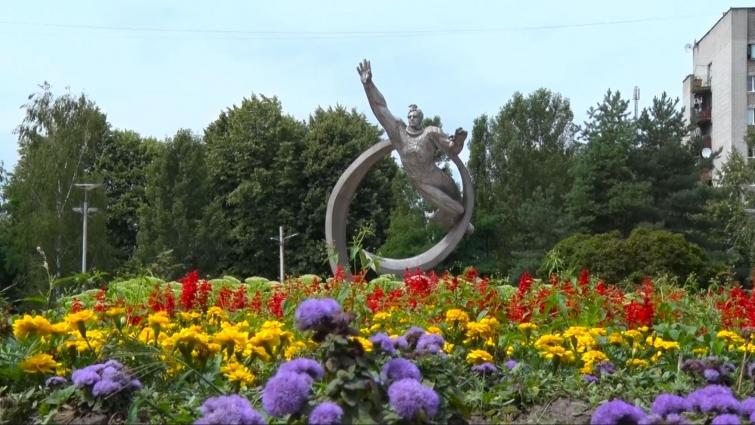 У Житомирі фонтан «Космонавт» пропонують реставрувати