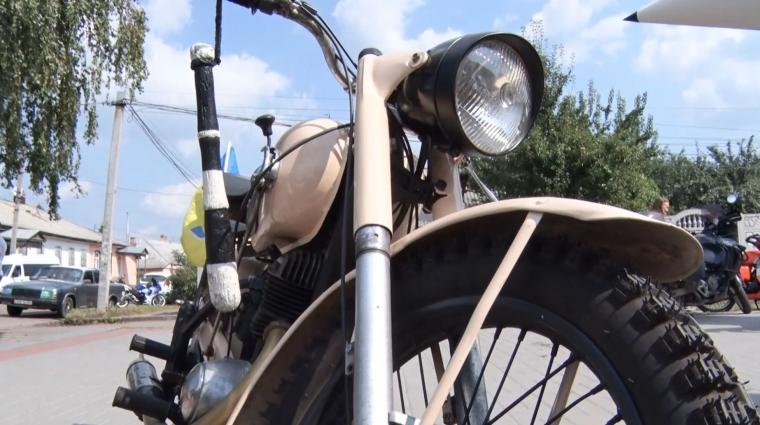 Понад 150 «залізних коней» з різних країн зібрав мотозліт «Сталевих Драконів» у Житомирі