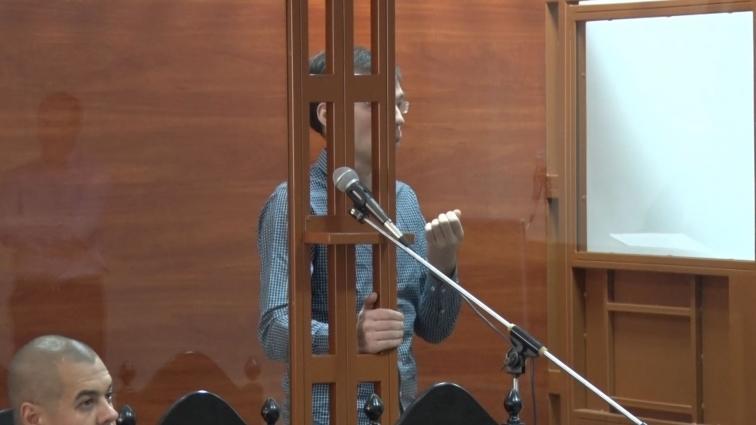 Журналіста Муравицького суд лишив під вартою