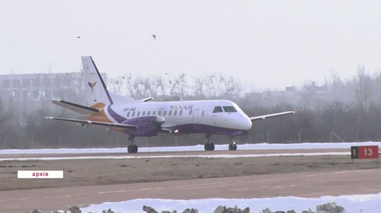 Житомирський аеропорт може стати лідером дешевих перельотів