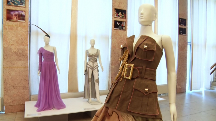 У Житомирі представлена виставка дизайнерського вбрання IN PROGRESS